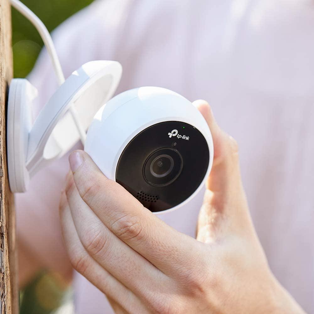 Como Instalar camara de seguridad wifi en casa, pasos, guía, tutorial, manual, precio, material de TP-Link