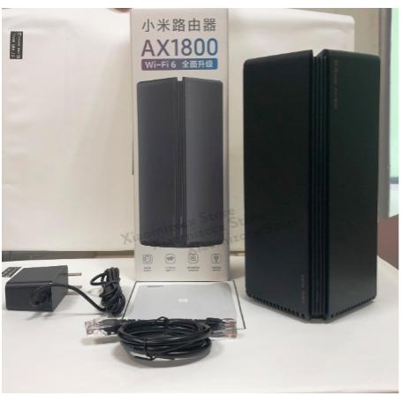Nuevo Xiaomi Mi Router AX1800 con wifi 6, opinión, configuración, precio, características, donde comprar
