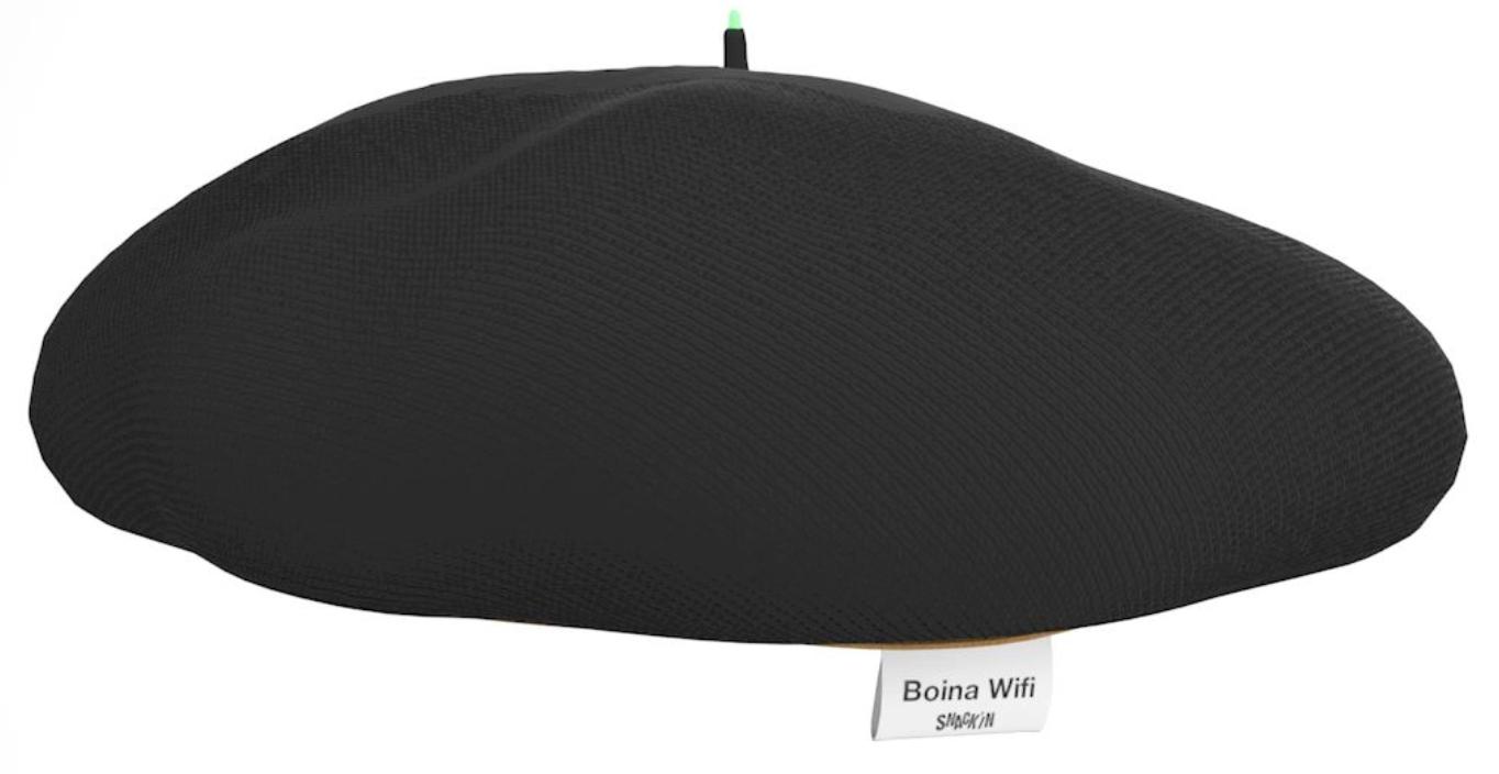 ¿Qué es la boina wifi?¿Existe de verdad?¿Donde se puede comprar?¿Para qué sirve?