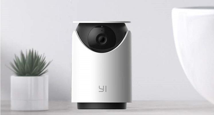 Yi Camera PTZ 2K