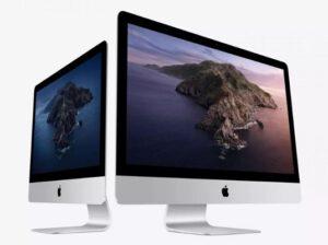 Nuevos iMac Apple