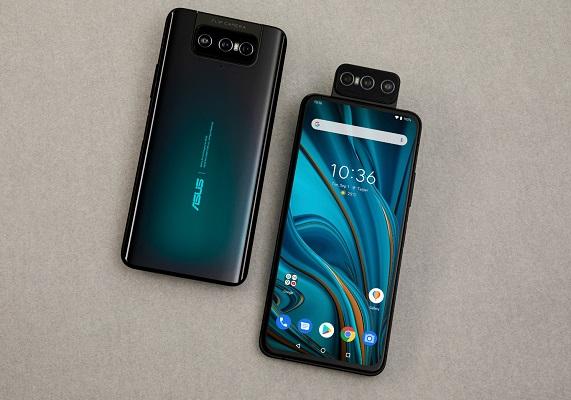 Zenfone 7 y Zenfone 7 Pro