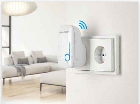 Amplificador wifi lidl Silvercrest opiniones, precio, características, potencia, cobertura y alternativas