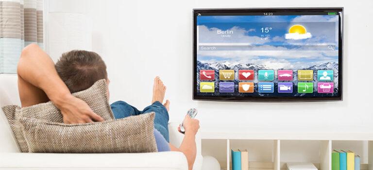 Aparato smart tv Carrefour para convertir la tv en una smart tv, para tener netflix, hbo y poder navegar por Internet