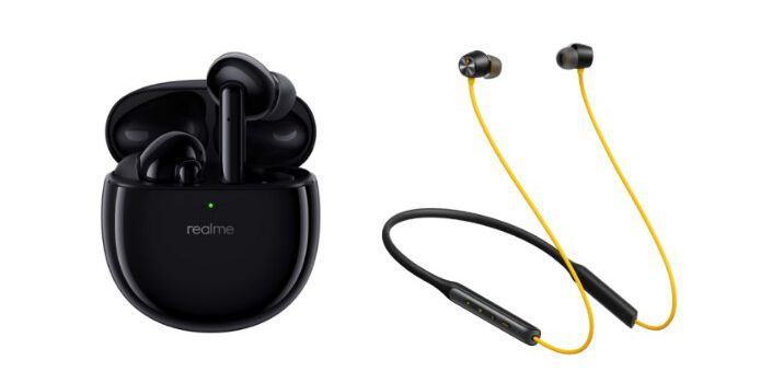 Realme Buds Wireless Pro Buds Air Pro