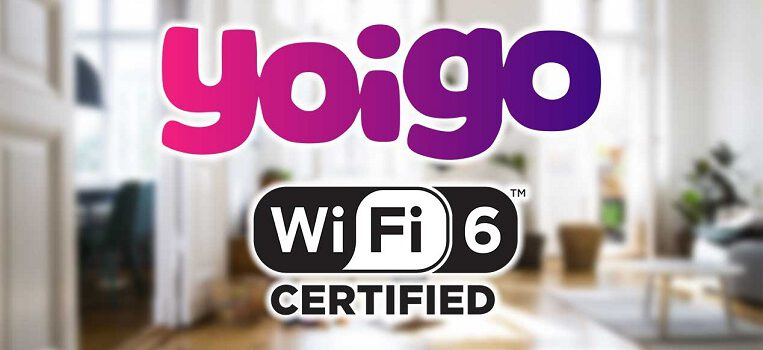 Yoigo router WiFi 6