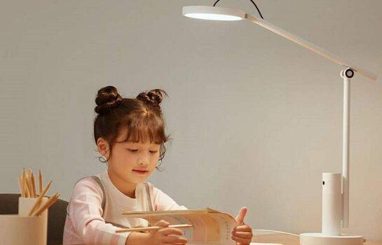 Xiaomi lámpara escritorio cámara micrófono
