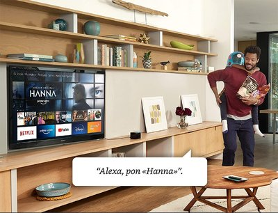 Como poner Alexa en Smart TV LG, Samsung, Philips, Hisense, TCL, Sony, para encender, apagar y controlar la TV por voz