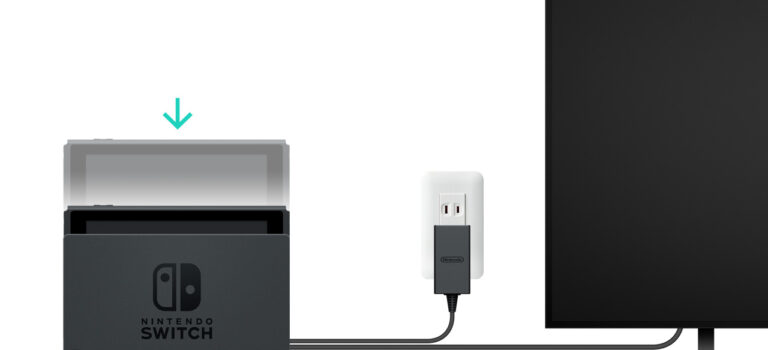 Conectar nintendo switch a tv fácilmente, pasos, guía, tutorial, cables, conectores