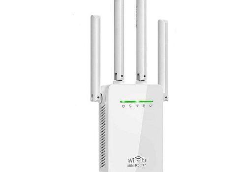 NFSK Amplificador Señal WiFi 1