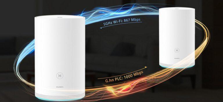 Dispositivos Huawei para ampliar la wifi 2021, Huawei Wifi Mesh, Huawei Q2 Pro, router Huawei AX3, opinión y características