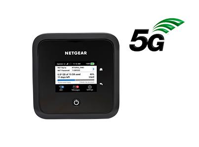 Mejores routers wifi portátiles con 5G en 2021 opinión, precio, comparativa, autonomía, batería, velocidad y cobertura