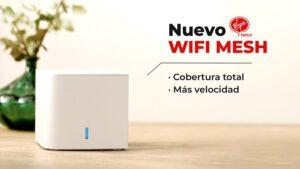 Contratar WiFi Mesh Virgin Telco 1