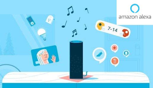 Como se configura y se conecta Alexa en los altavoces Amazon Echo, para controlarlo todo por voz