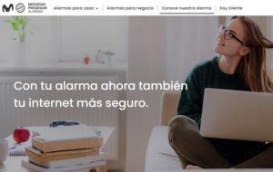 Movistar Prosegur Alarmas WiFi 1