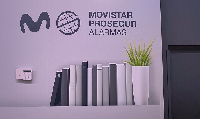 Movistar Prosegur Alarmas WiFi 2