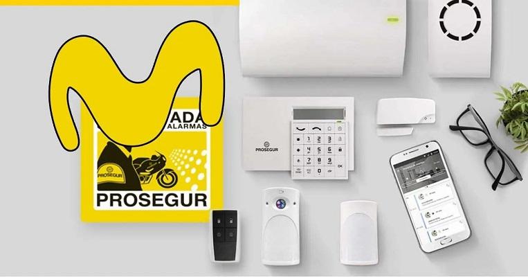 Movistar Prosegur Alarmas WiFi 3