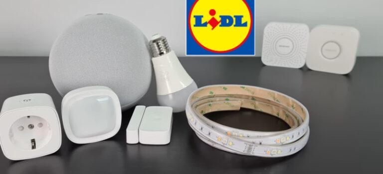 Como integrar el Lidl smart home con Alexa, para tener el sistema domótico lidl controlado por voz mediante Alexa