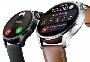 Huawei Watch 3 y Watch 3 Pro 1