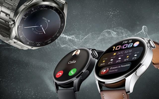 Huawei Watch 3 y Watch 3 Pro 2