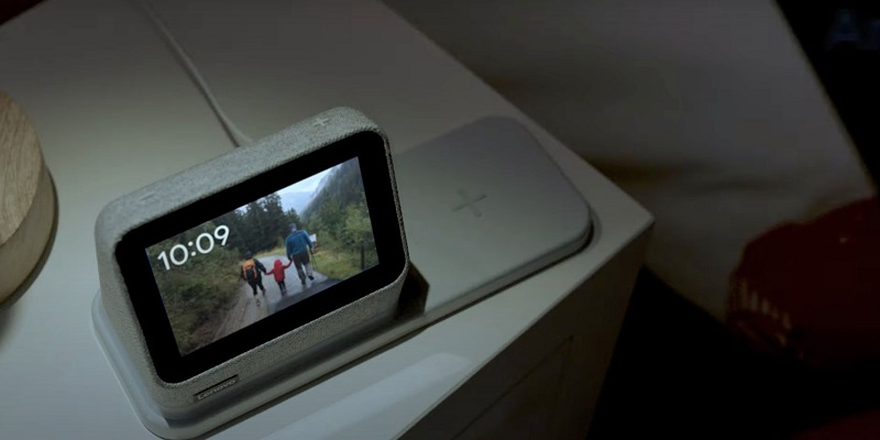 Lenovo Smart Clock 2 3