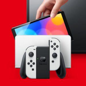 Nintendo Switch OLED 1