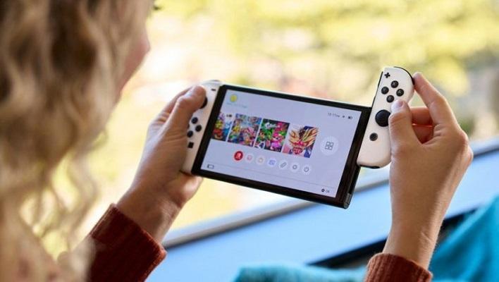 Nintendo Switch OLED 3