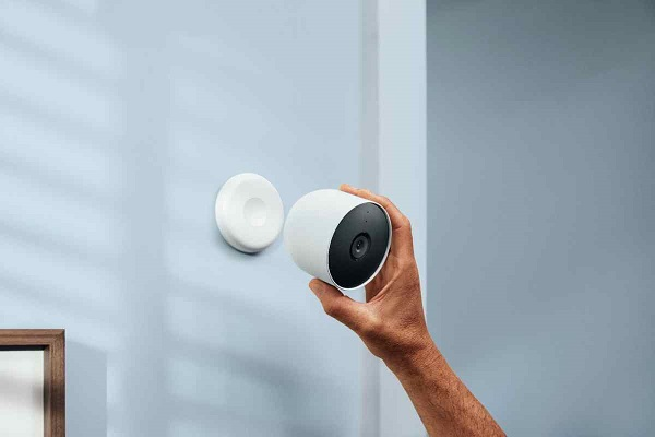 Google Nest Cam Nest Doorbell 2021 3