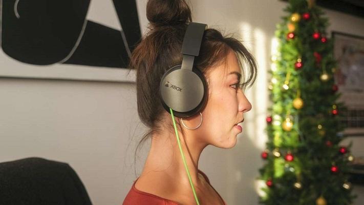 Microsoft Xbox Stereo Headset 3