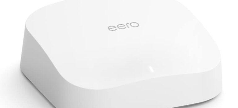 eero pro 6 review, opiniones, potencia, cobertura, velocidad wifi, características, precio y donde comprar