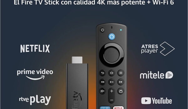 Fire TV Stick 4K MAX precio, opinión, ventajas, novedades, funciones, antutu, benchmarks y características